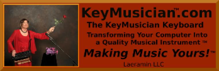 The KeyMusician Keyboard